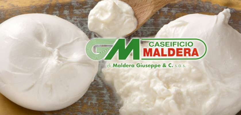 Caseificio Maldera – Burrata cheese