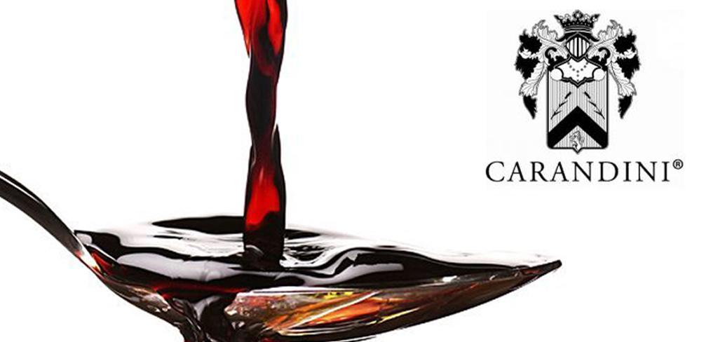 Carandini balsamic vinegar