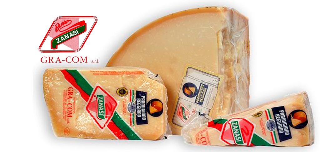 GRA COM – Aged Italian cheeses